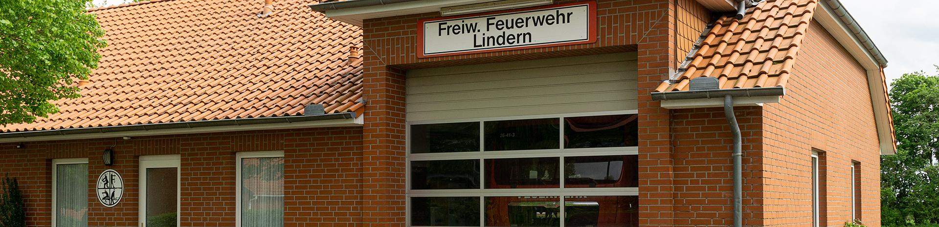 Feuerwehrhaus Lindern