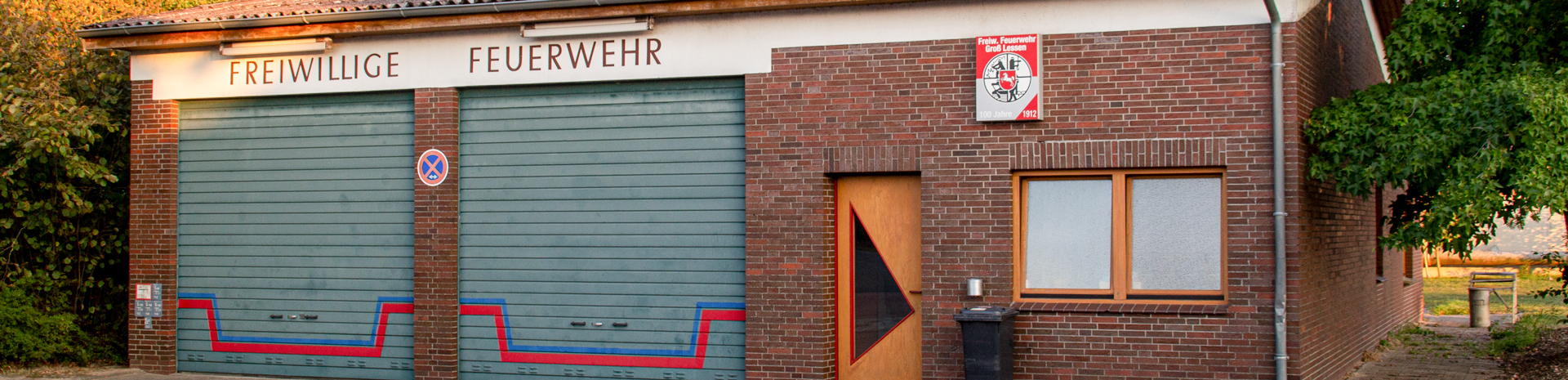 Feuerwehrhaus Groß Lessen