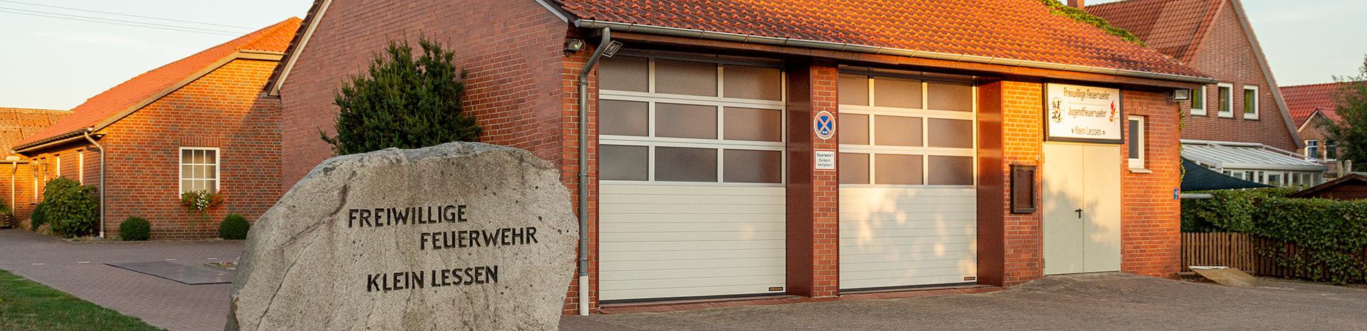 Feuerwehrhaus Klein Lessen